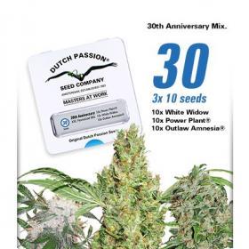 30th Anniversary Mix Feminised Seeds