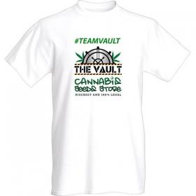 Comparative - The Vault #TEAMVAULT Tshirt