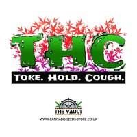 The Vault THC T-Shirt