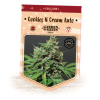 Cookies 'n' Cream Auto Feminised Seeds