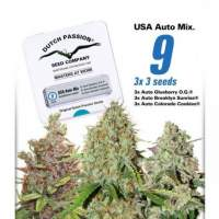 USA Mix Auto Feminised Seeds